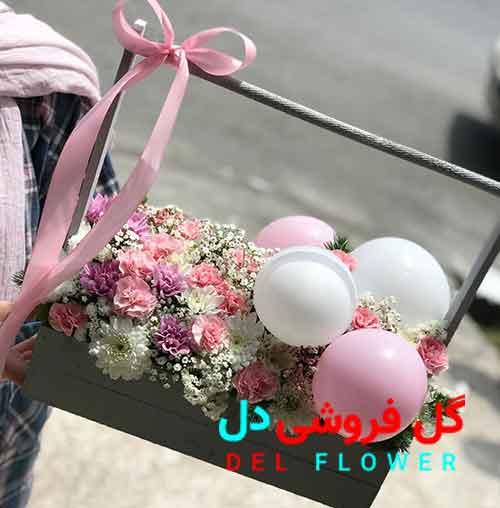 گل برای تولد مرد