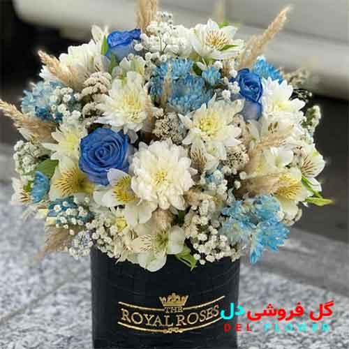 گل برای تشکر از مادر