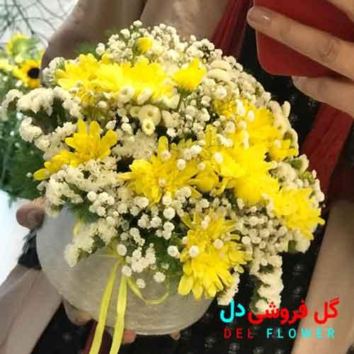 گل برای تولد زن