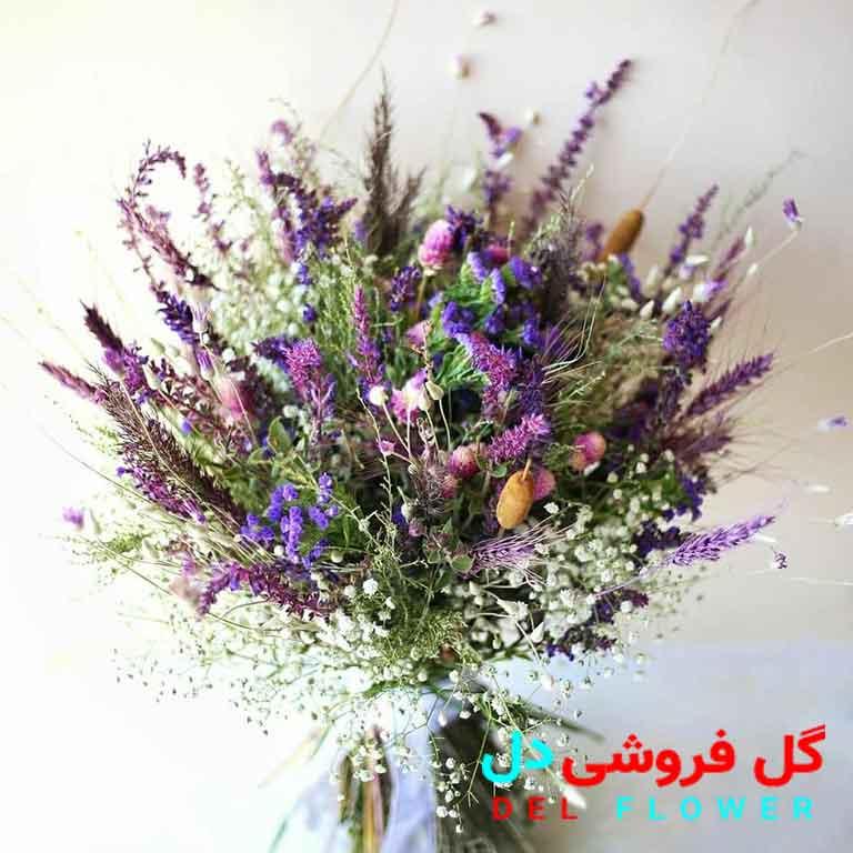 دسته گل عروس فرمالیته