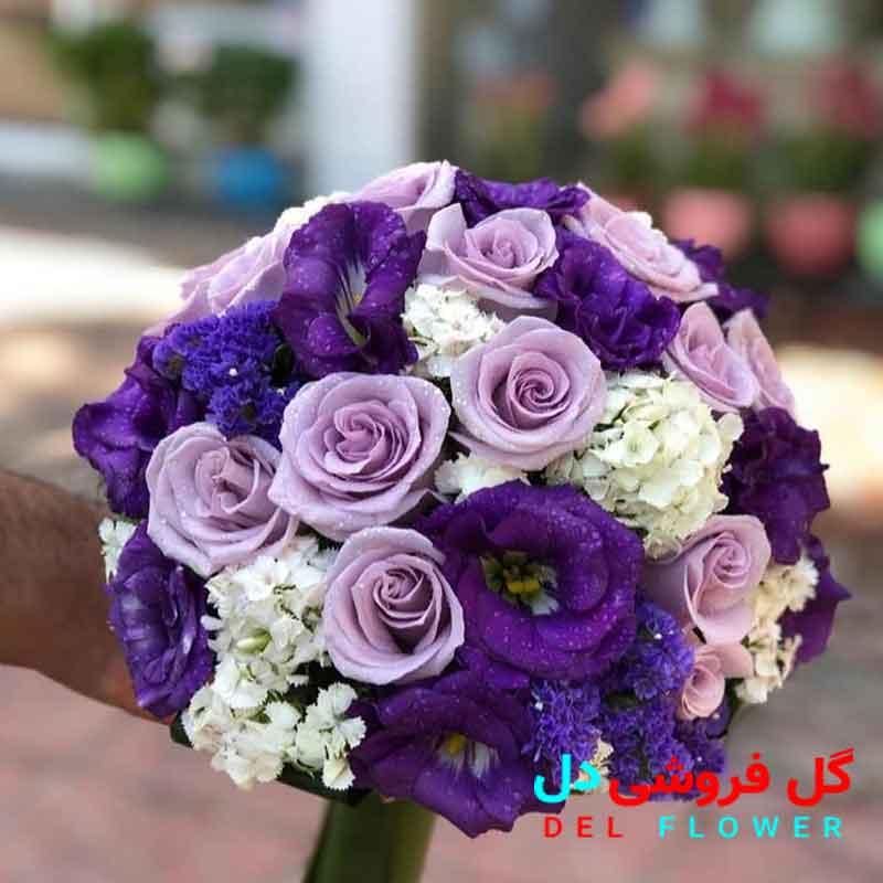 دسته گل عروس تابستانی