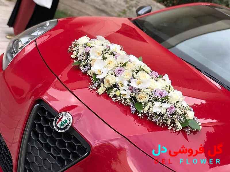 ماشین عروس اسپرت