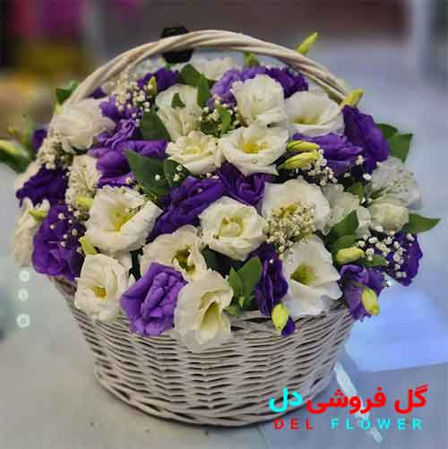 سبد گل تبریک